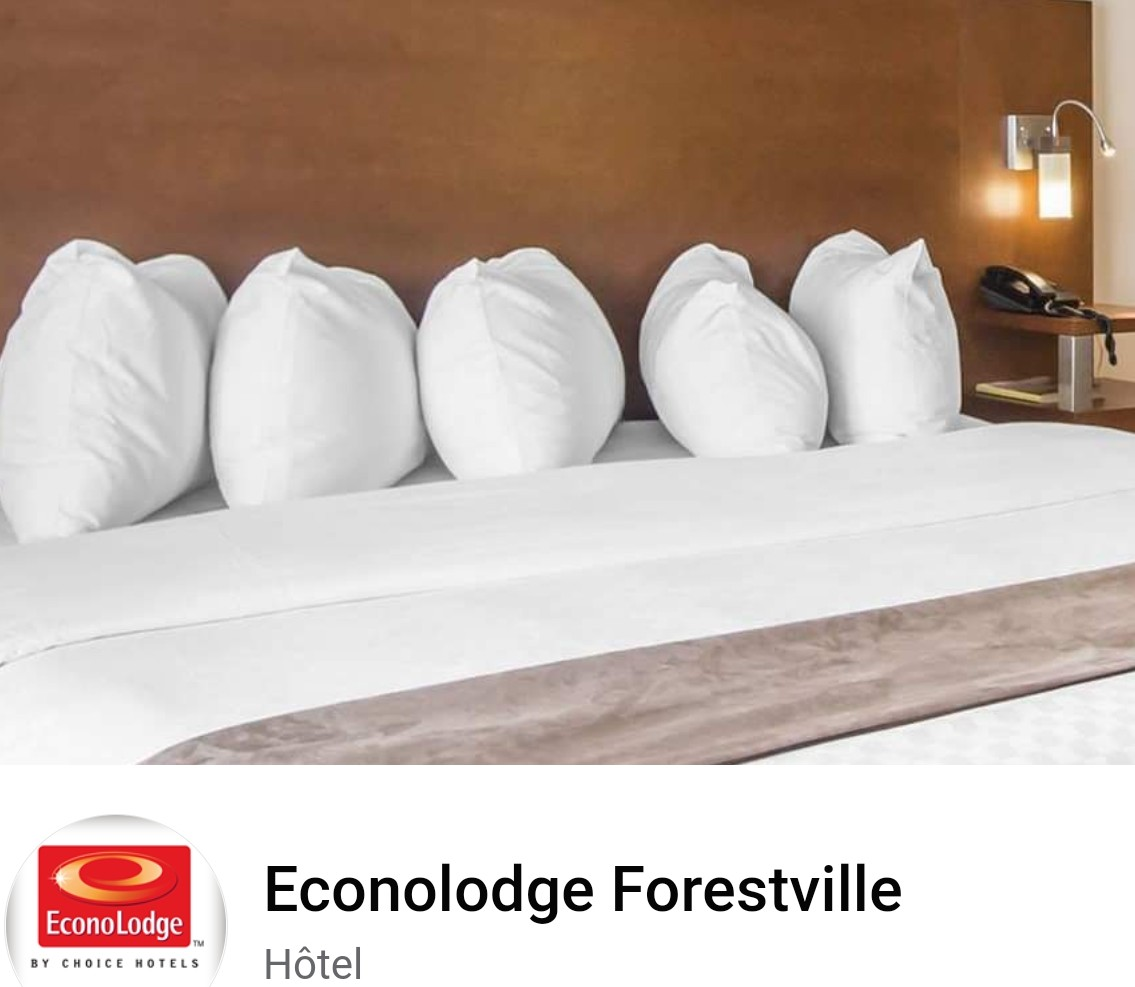 Econo Lodge temporaire